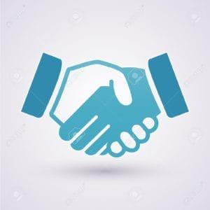 20402388-Handshake-icon-Stock-Vector-partnership